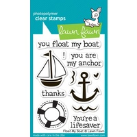 Lawn Fawn Float My Boat Stamp Set