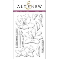 Altenew Magnolias for Her Die and Stamp Bundle