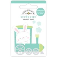 Doodlebug Odds and Ends Die-Cuts Easter Express