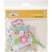 Doodlebug EasterExpress Die Cut 105 Pieces