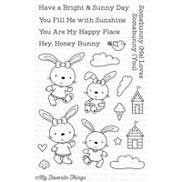 My Favorite Things Beach Bunnies Stamp Set