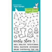 Lawn Fawn Upon a star Stamp
