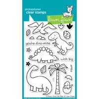 Lawn Fawn clear stamp Critters from the past