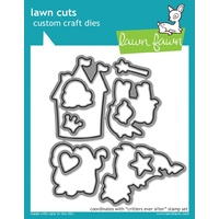 Lawn Cut Lawn Fawn Critters ever after Die