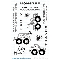 YNS Got Mud? Stamp Set