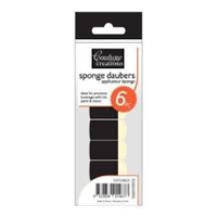 Couture Creations Sponge Daubers 6pcs