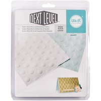 We R Memory Keepers Next Level Embossing Folder - Dotted