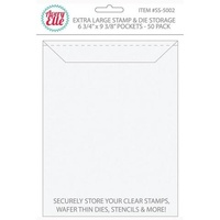 Avery Elle  Stamp & Die Storage Pockets - Extra Large (50 Pk)
