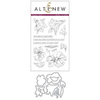 Altenew Happy Heart Stamp & Die Bundle
