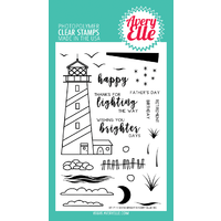 Avery Elle Shine Bright Stamp Set