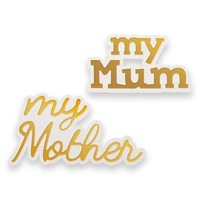 Couture Creations Mini Dies My Mum My Mother