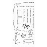 My Favorite Things Hop, Flip and a Jump Stamp Set