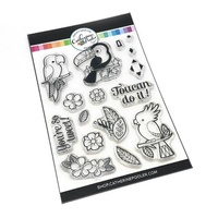 Catherine Pooler Toucan Do it Stamp Set