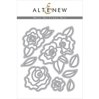Altenew Wavy Outlines Die Set