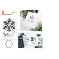 Altenew Small Moments Stamp & Die Bundle