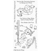 My Favorite Things Jungle Gym Stamp Set